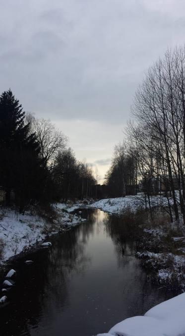 Finnish creek
